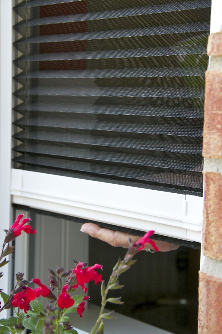 Compared To Conventional Fixed Screens, Our Top Quality Retractable Window  Screen Will Prove To Be