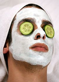 mens skin care natural homemade products (hmm wonder if I could get my bf to do this :D )