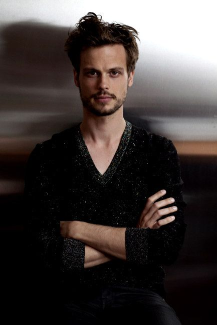 Matthew Gray Gubler - AKA Dr.Reid. AKA smart & hot & sometimes just needs a bit of a haricut