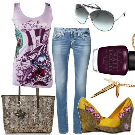 get ready for summer style - Carmen Geiss like