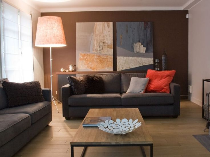 Best 20 salon couleur taupe ideas on pinterest for Decoration salon moderne taupe