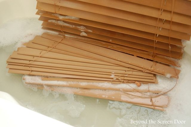Cleaning Faux Wood Blinds 2 Cleaning Tips