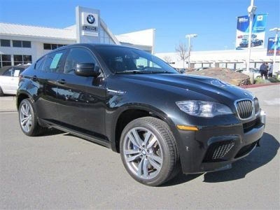 2013 BMW X6 M Base http://www.iseecars.com/used-cars/used-bmw-for-sale