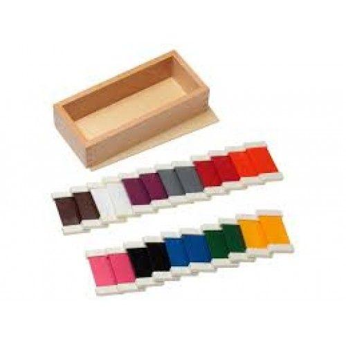 Цветные таблички, набор  №2