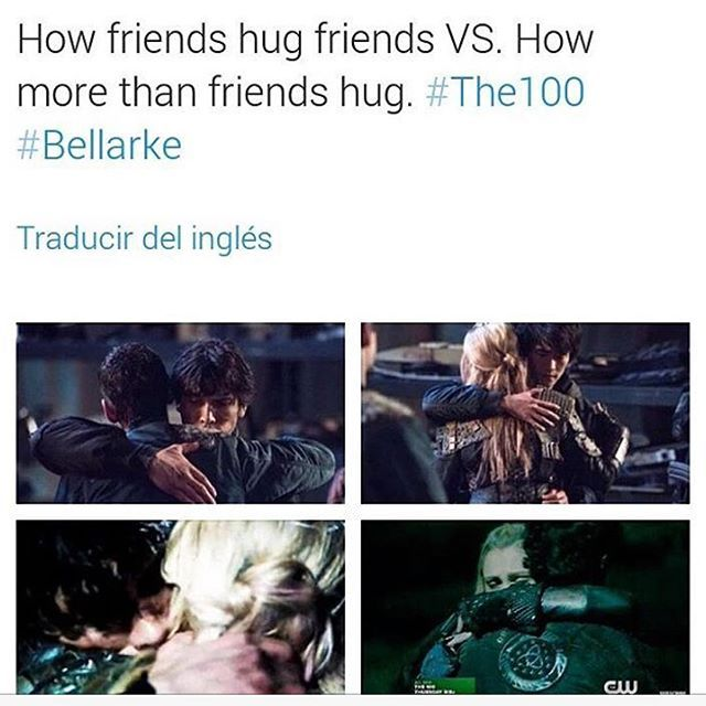 I'm in a bellarke/The 100 mood. My babies are beautiful  #bellarke #bellarkemoments #bellarkehug #bellarkeforever #bellarkeisendgame #bellamyblake #clarkegriffin #bobmorley #elizataylor #elizabethtaylor #the100 #t100