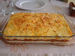 Pastel de Pure de papas con carne molida :http://www.recetasjudias.com/pastel-pure-papas-carne-molida/