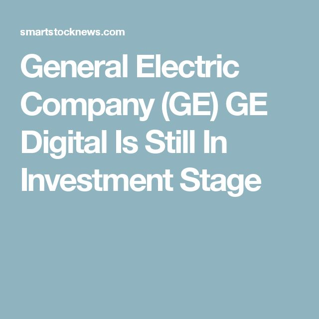 General Electric Stock Quote Inspiration 140 Best Digital Twin Images On Pinterest  Twin Twins And Internet