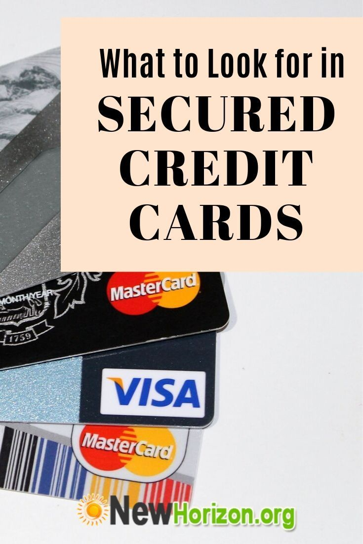 A Closer Look At Secured Credit Cards Secure Credit Card Credit Card Deals Business Credit Cards