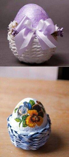Pasqua cestini