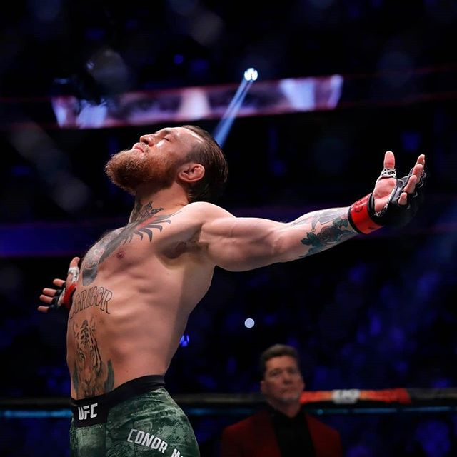 The Is Thenotoriousmma Ufc Fightnight King Sports Ufc Conor Mcgregor Mcgregor Fight