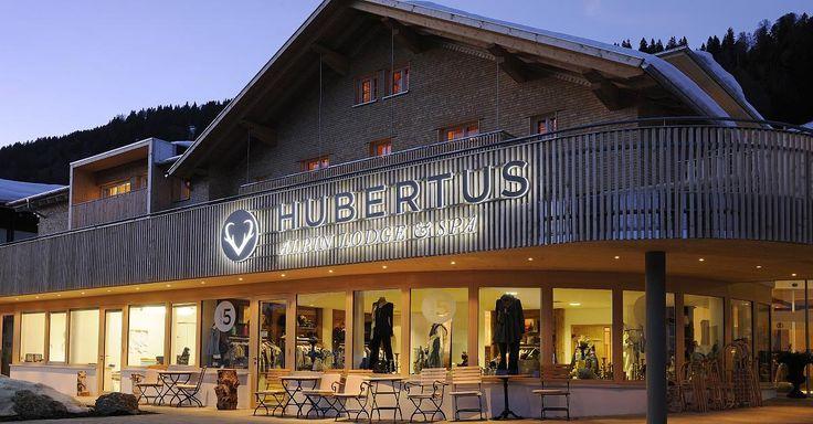 Auf 1000m Höhe, Spa und Lift vor Tür 6.) Allgäu: Hubertus Alpin Lodge & Spa, Balderschwang