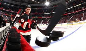 The one, the only Chris Neil
