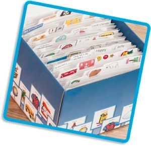 Wow - just wow! Great FREE Visuals for ABA Therapists, SpEd Teachers and Parents - The Success Box.