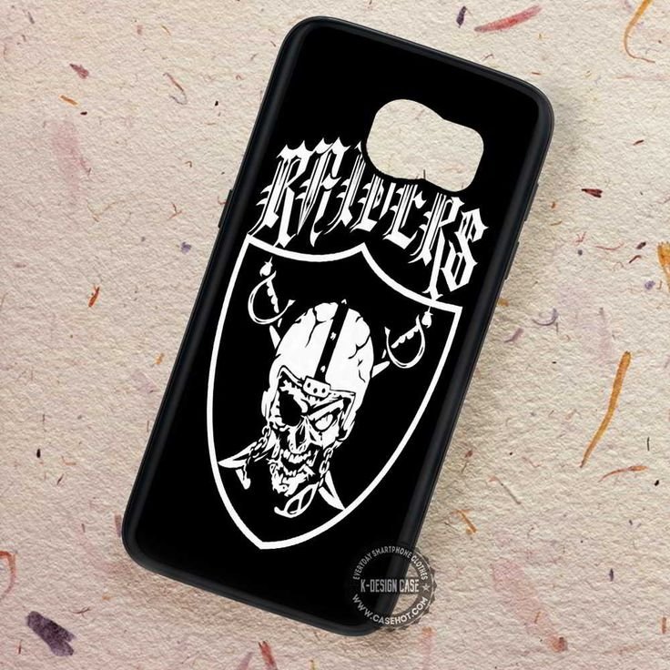 Oakland Football Raiders - Samsung Galaxy S7 S6 S5 Note 7 Cases & Covers
