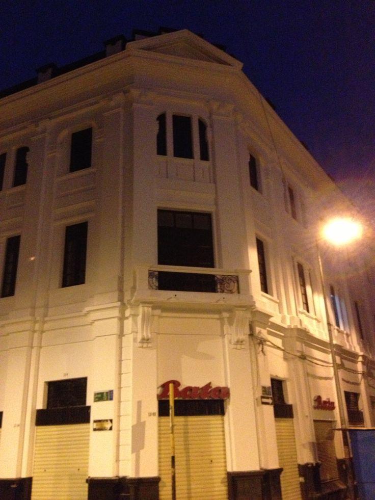 Edificio Antiguo o Viejo Zaccour