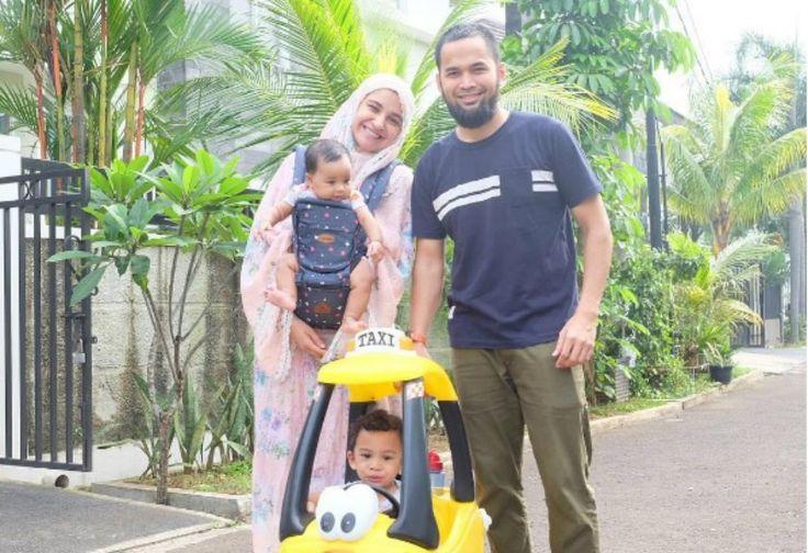 Potret Keluarga Bahagia Shireen dan Teuku Wisnu
