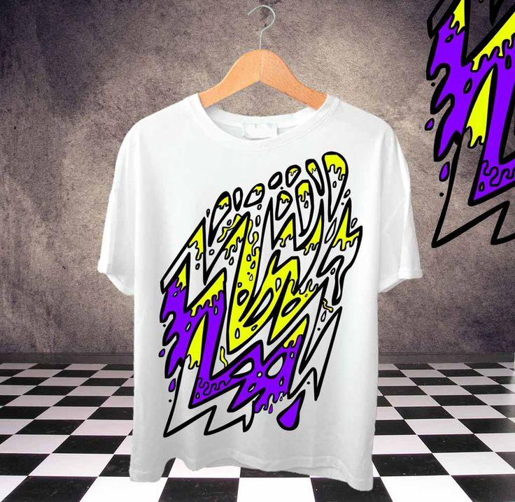 Koszulka uliczna artystyczna