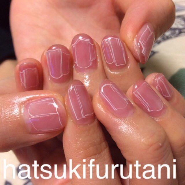 nail work by tokyo based manicurist, hatsuki furutani