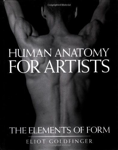 Human Anatomy for Artists: The Elements of Form by Eliot Goldfinger, http://www.amazon.com/dp/0195052064/ref=cm_sw_r_pi_dp_Rkm4qb1SS93FP