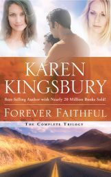 MOTHER'S DAY PROMOTION NOW ON! Spoil Mom with a special gift with an everlasting message from CUM Books. FOREVER FAITHFUL (THE COMPLETE TRILOGY) by KAREN KINGSBURY  •	Waiting for Morning •	A Moment of Weakness •	Halfway to Forever  Get Mom's copy in store or online today!