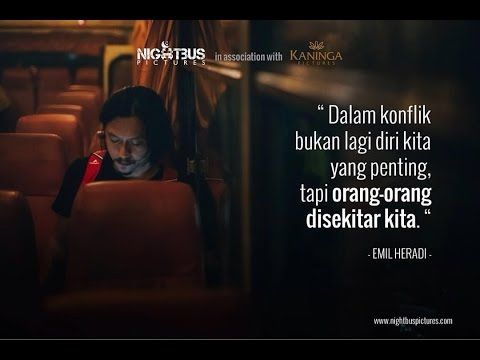 Film Production Support: Official Trailer of Night Bus Film 2017
