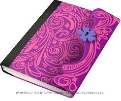 el diario de violeta guarda muchos secretos te atreves a leerlos:comentar