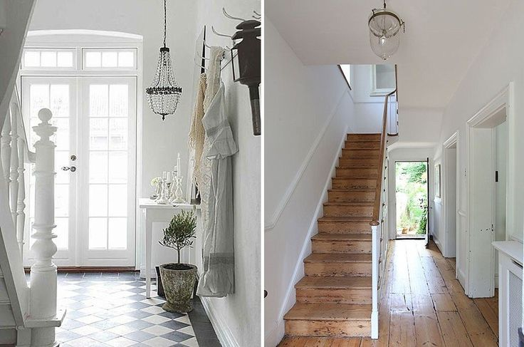 An interiors inspiration post for ideas on how to style your hallway and staircase at home.