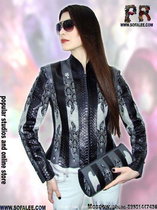 Как украсить замшевую куртку + вышивки гладью в викторианском стиле.. Обсуждение на LiveInternet - Российский Сервис Онлайн-Дневников