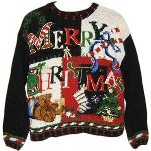 The 12 All-Time Ugliest Christmas Sweaters Collectors Weekly