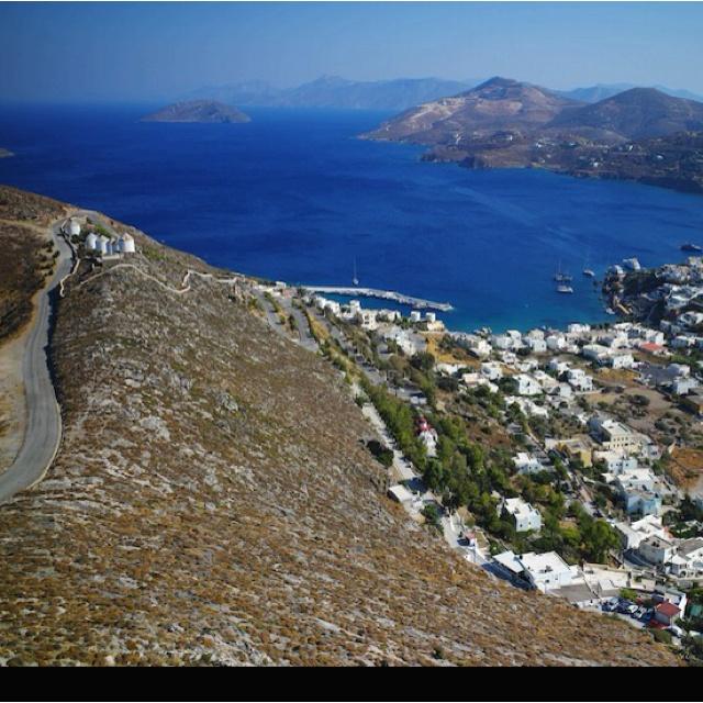 Greece-Leros