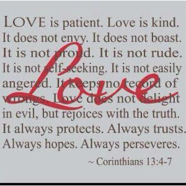 The true definition of LOVETattoo Ideas, Inspiration, Quotes, Faith, Love Is, Corinthians 1347, Wall Words, A Tattoo, Bible Verse