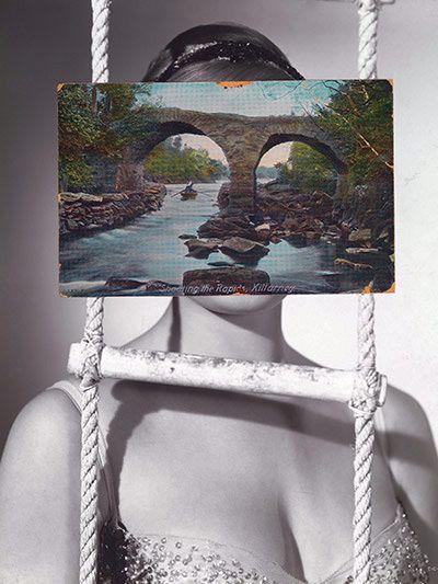 Noted: The Uncanny Collages of John Stezaker | The Etsy Blog