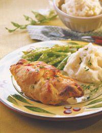 Buttermilk-Battered Chicken - Healthy Recipe Finder | Prevention