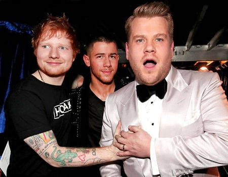 nice Ed Sheeran Denied Entry to His Record Label's Grammy Party for the Fourth Year in a Row