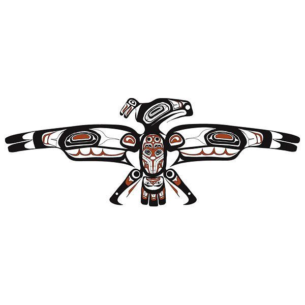 Eagles also serve as important creatures in Native American cultures where they represented the physical manifestation of the great Thunderbird spirit