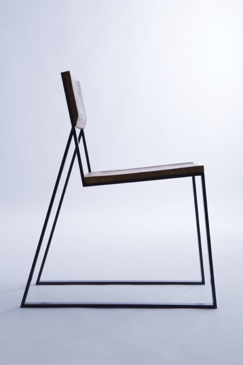 K1 Chair is a minimalist design created by Poland-based designer...