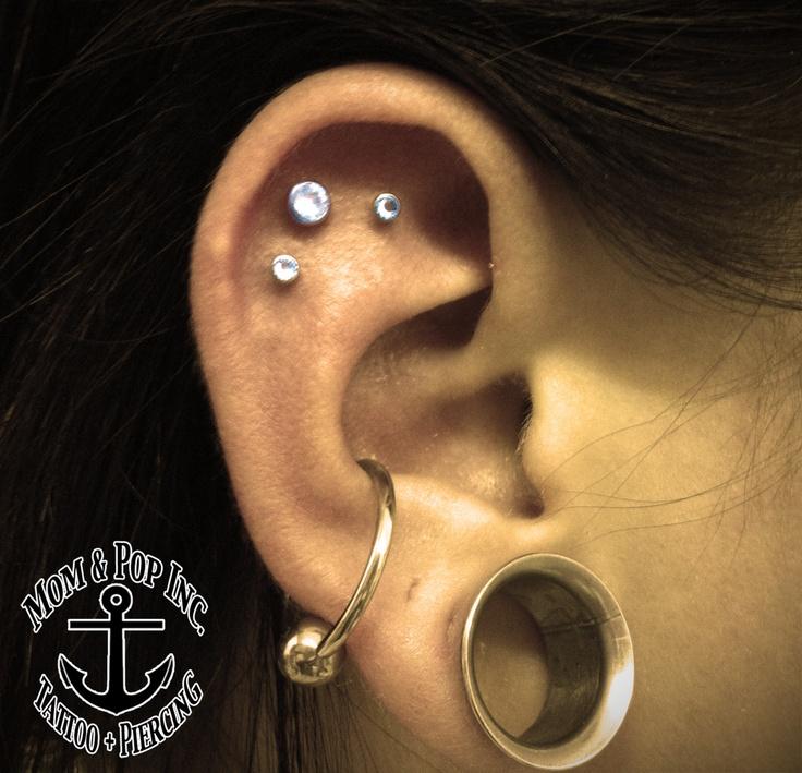 Body Piercing and Design, Custom Ear Piercing, Unique Piercing, Ryan Clark, Mom & Pop Tattoo and Piercing, 288 Plymouth Ave Fall River Ma, 508-SKIN-ART