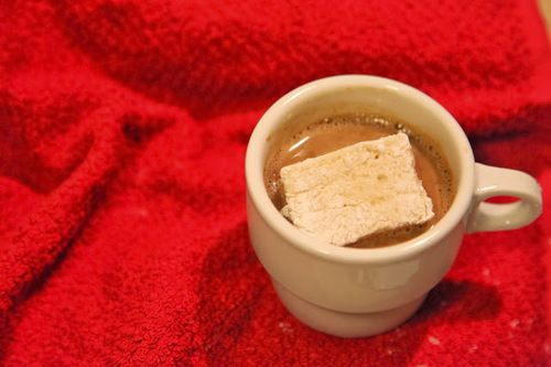 Turmeric Hot Cocoa & Maple Marshmallows | My Recipes | Pinterest