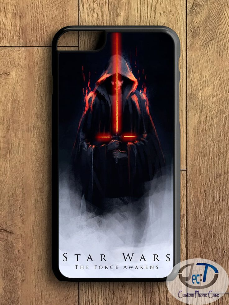 Star Wars The Force Awakens fan art Case iPhone, iPad, Samsung Galaxy & HTC Cases