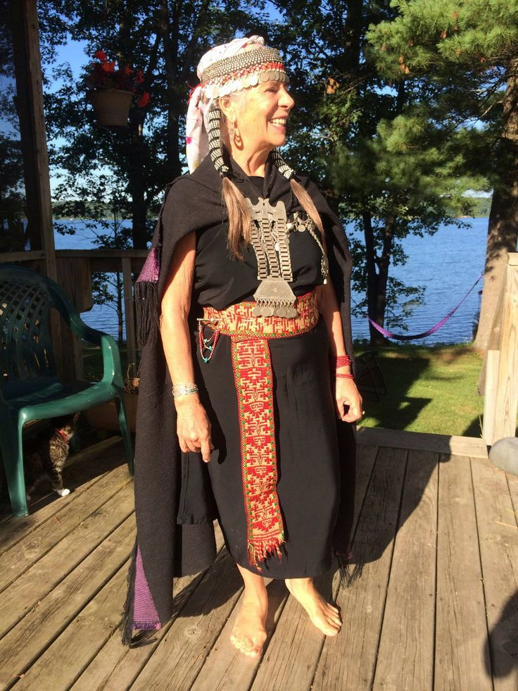 Luzclara holds a degree in acupuncture & countless teachings as a medicine woman, spiritual counsellor, sound healer & master of cultural synthesis. We are blessed to have her visiting Kula from Chile to share her 35 years of experience with many indigenous spiritual traditions such as Mapuche Shamans of South Chile, the Quichua Shamans of Amazon & Q'ero of Peru.  This session is free to those who wish to join us. Namaste,  Teri Gyemi, Margie Bettiol and The Kula Tribe