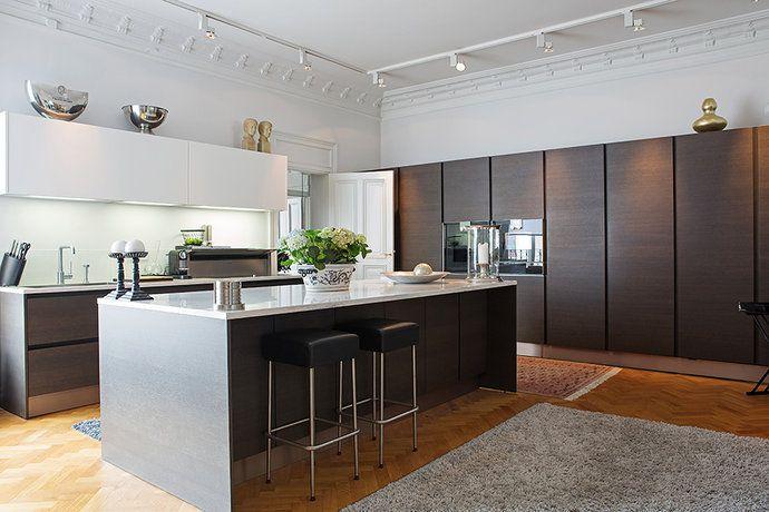 Inspiration hemnet kitchen inspiration pinterest for Kitchen ideas real estate