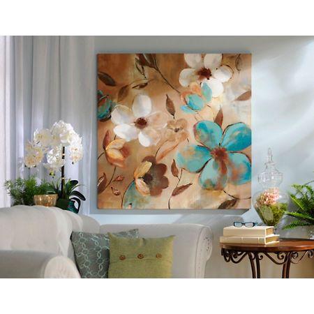 Garden Glow Canvas Art Print | Kirklands