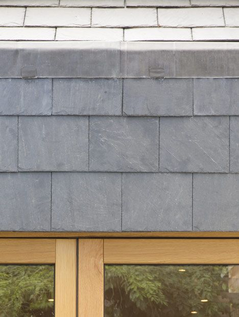 slate clad building - Google Search