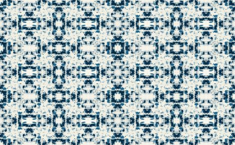 indigo stains fabric by arrpdesign on Spoonflower - custom fabric