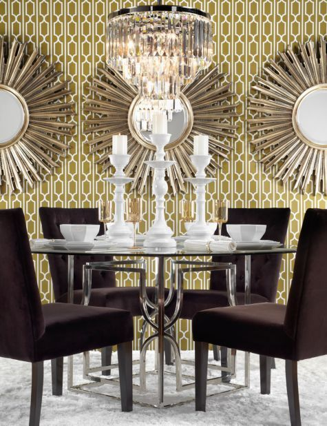 Abigail Dining Table From Z Gallerie. I Love This Table So Much. The  Background