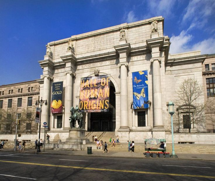 American Museum of Natural History, New York, New York