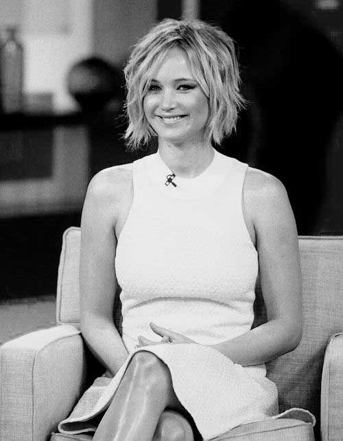 Celebrity Short Hairstyles 2015   The Best Short Hairstyles for Women 2015