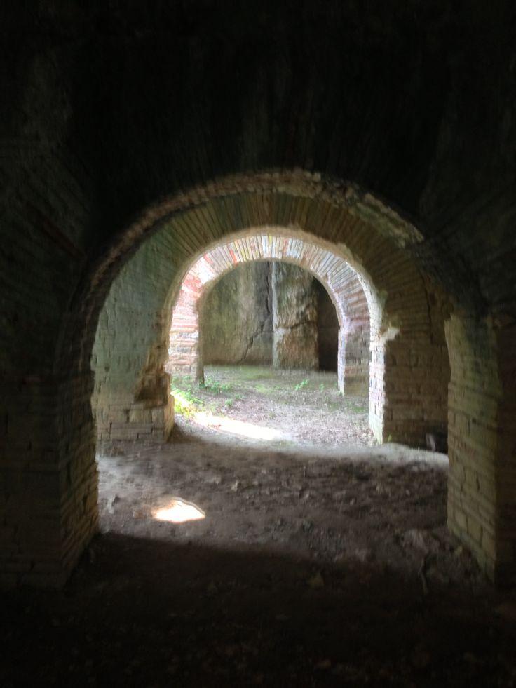 Poggio Murella: Castellum Aquarum