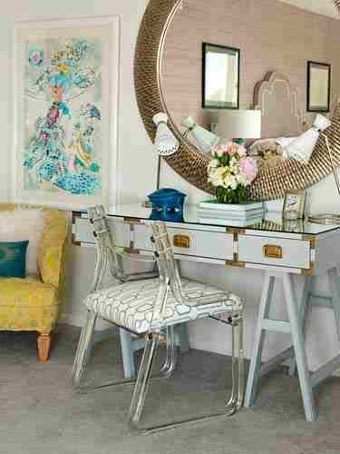 Flea Market Flip Lara Spencer | Lara spencer home, hollywood regency mid century modern, flea market ...