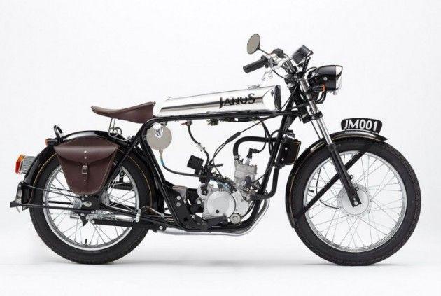 Janus motorcycle